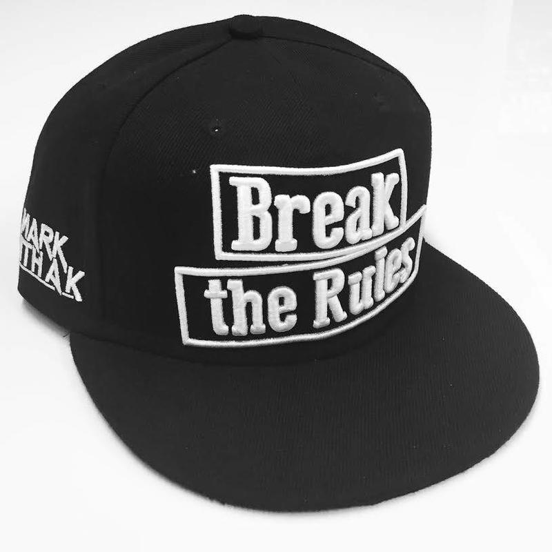 Mark With A K - Break The Rules Snapback
