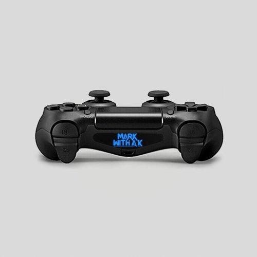 MWAK - PS4 Lightbar Sticker Set