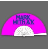 Mark With A K Fan