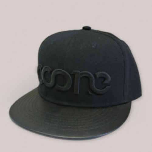 Coone - Black On Black Snapback