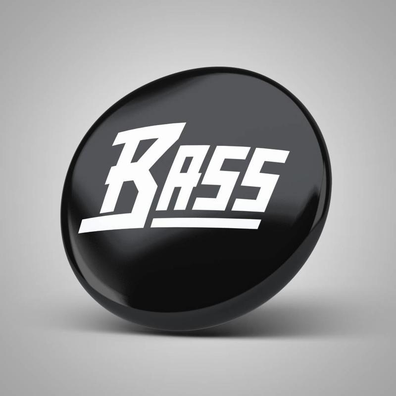 Bass Modulators Button