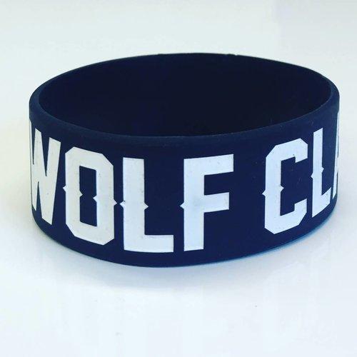 Wolf Clan Silicon Bracelet