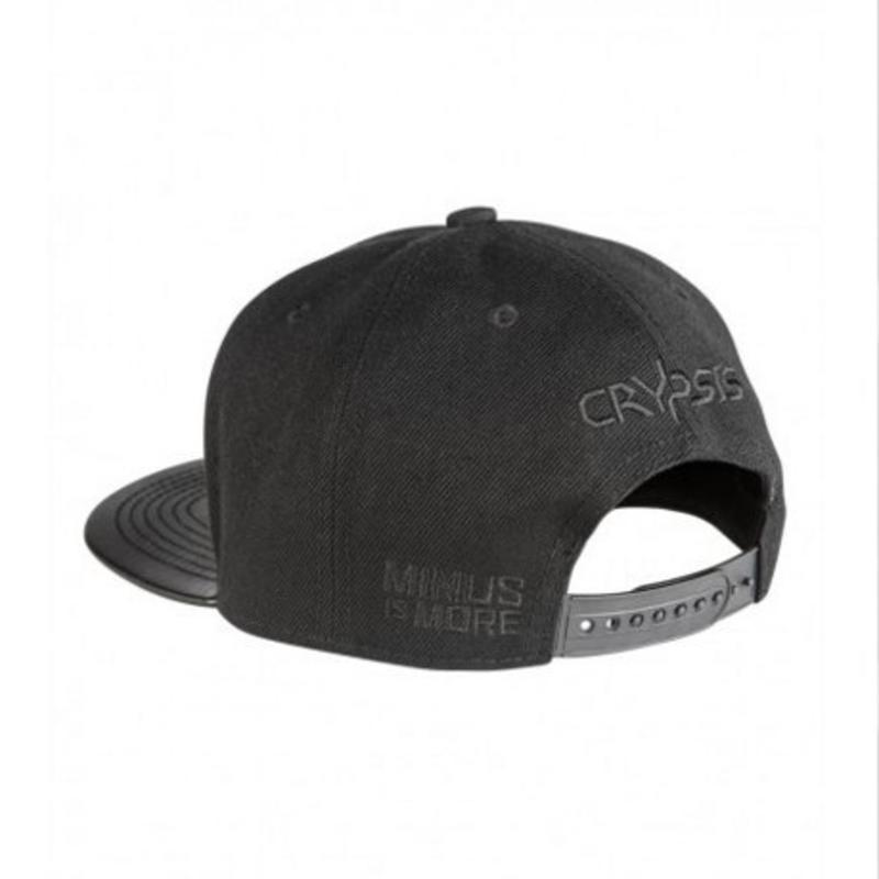 Crypsis - Black Snapback