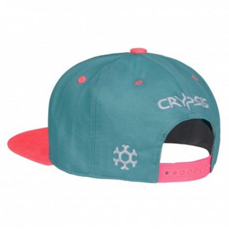 Crypsis - Pink & Green Snapback