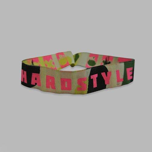 Hardstyle Bracelet Pink