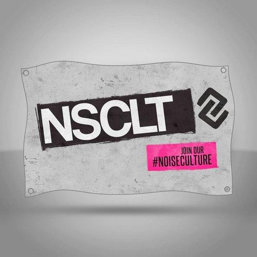 NSCLT - Noize Culture Flag