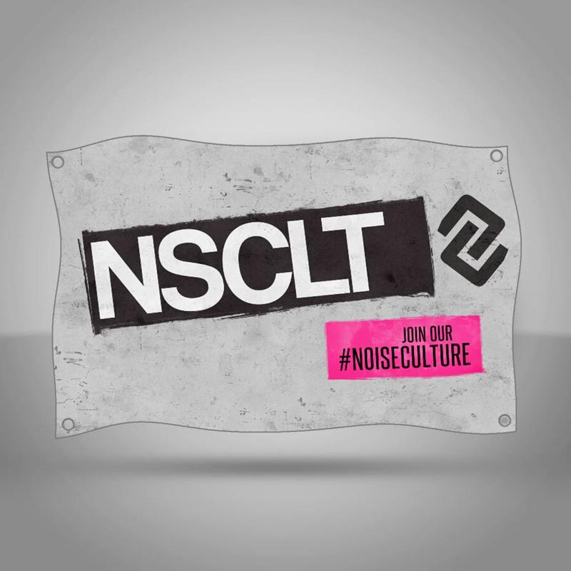 NSCLT - Noize Culture Flag