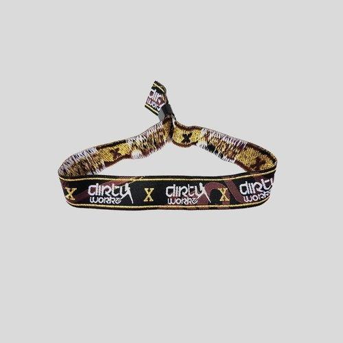 Dirty Workz - X Bracelet
