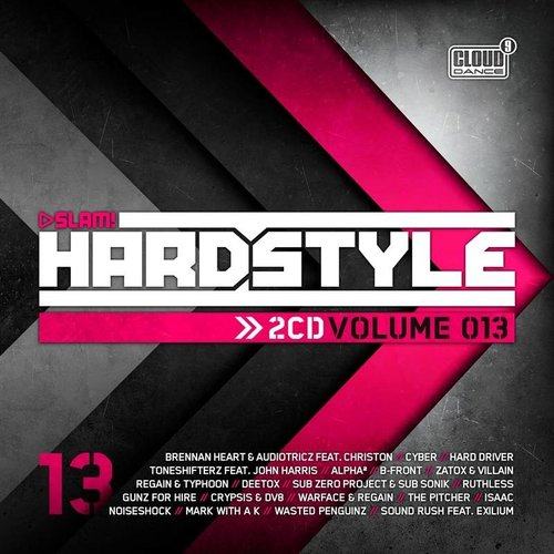 Slam! - Hardstyle Vol 13