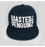 Wasted Penguinz - Dark Navy Blue Snapback
