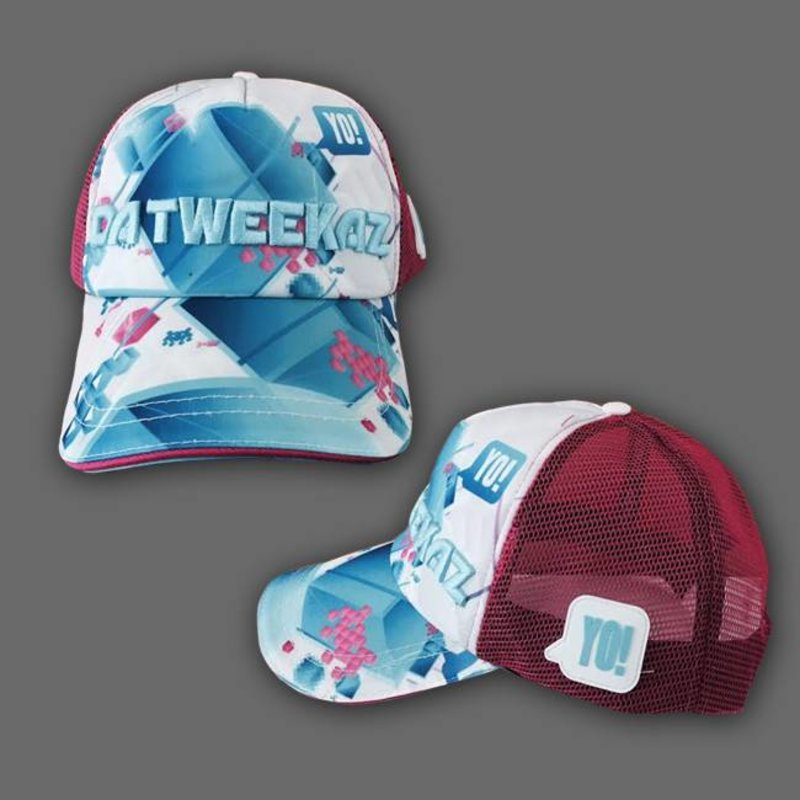 Da Tweekaz - Pink Cap