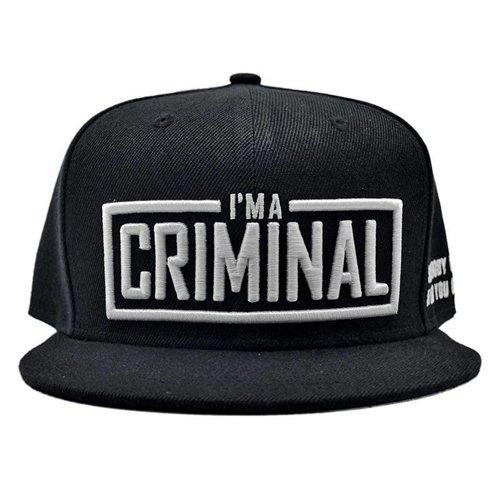 Gunz For Hire - Criminal Snapback
