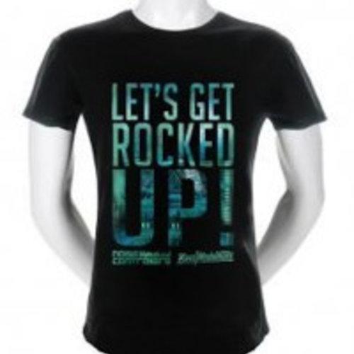 Noisecontrollers vs Bass Modulators - Let's Get Rocked Up T-Shirt
