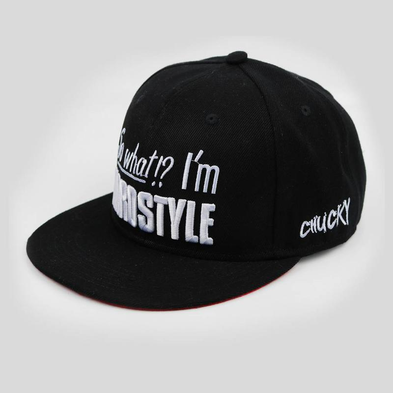 So What?! I'm Hardstyle Snapback