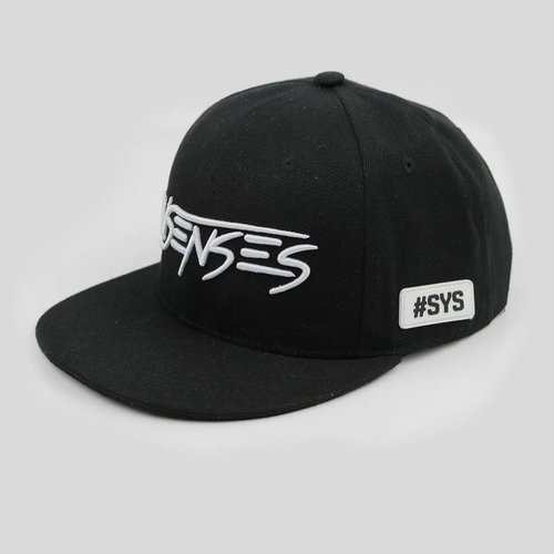 Unsenses - Black Snapback