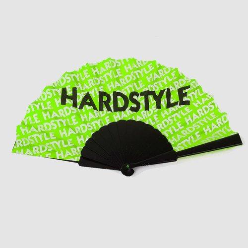 Hardstyle - Fluo Green Waaier