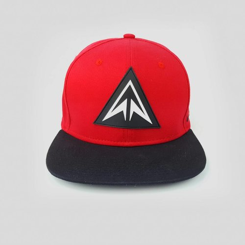 Public Enemies - Red/ Black Snapback