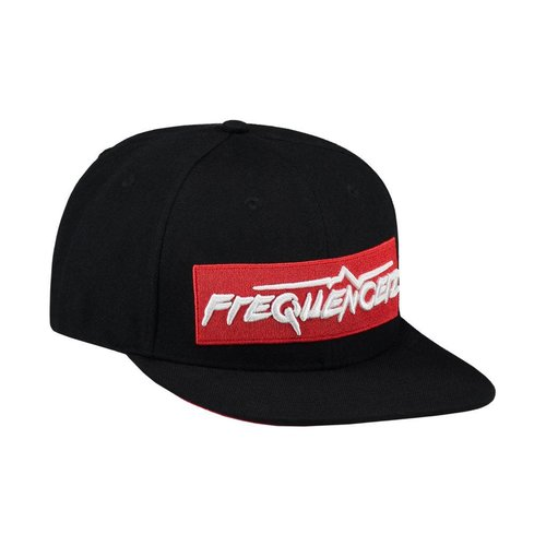 Frequencerz - Snapback (Red)