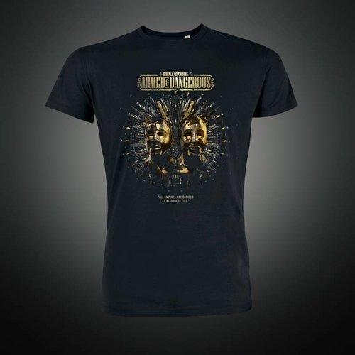 Gunz For Hire - Armed & Dangerous  T-Shirt