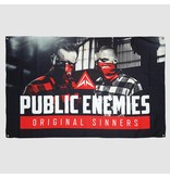 Public Enemies - Original Sinners Flag