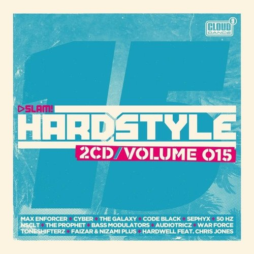 Slam! - Hardstyle Volume 015