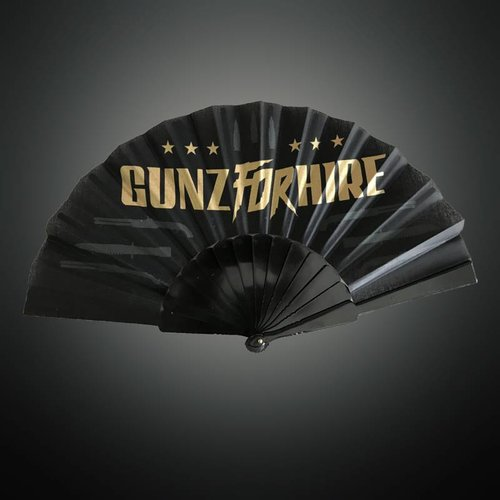 Gunz For Hire - Gold Fan