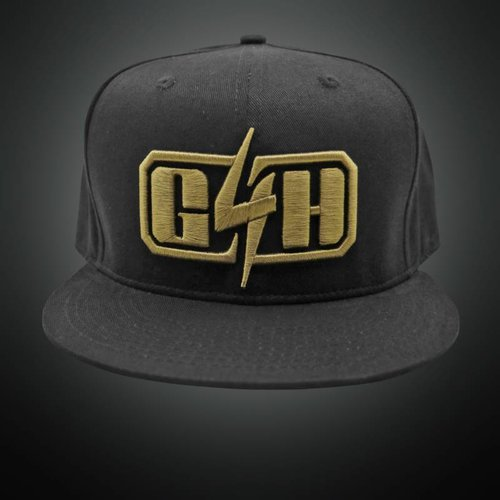 Gunz For Hire - Golden Logo  Snapback