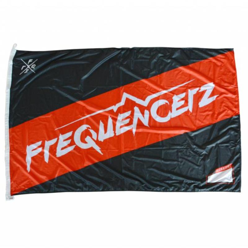 Frequencerz - Red Flag
