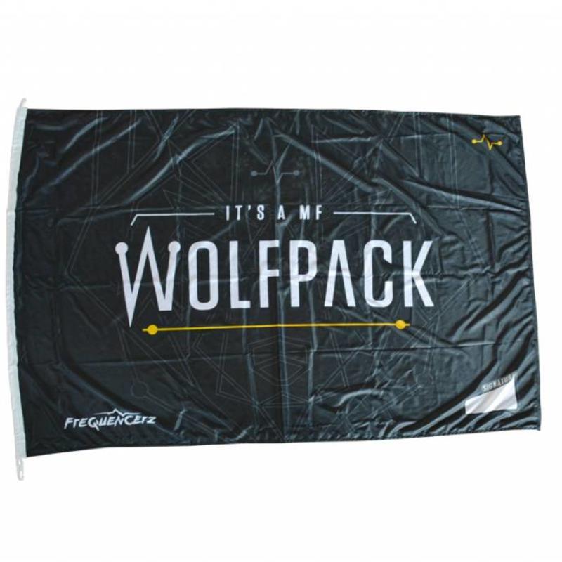 Wolfpack - Flag