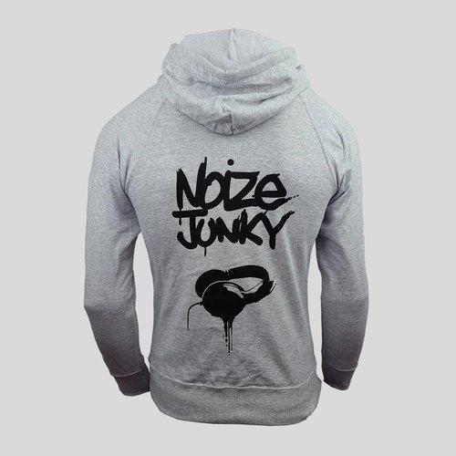 Noize Junky - Women's Grey Hoody