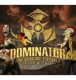 Dominator - Maze Of Martyr  2017