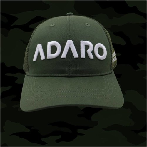 ADARO - Green Trucker Cap