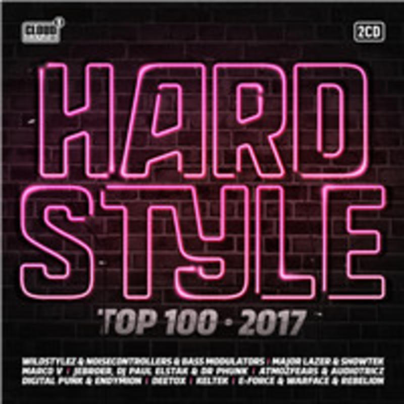 Hardstyle  Top 100 - 2017
