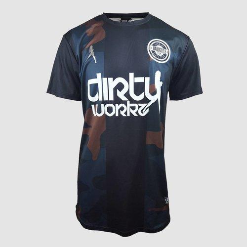 Dirty Workz - Soccer Shirt