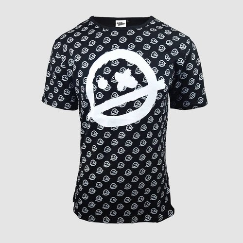 Sub Zero Project - Smileys  Allover T-shirt