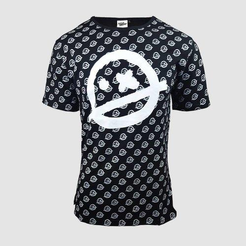 Sub Zero Project - Smileys Allover  T-shirt