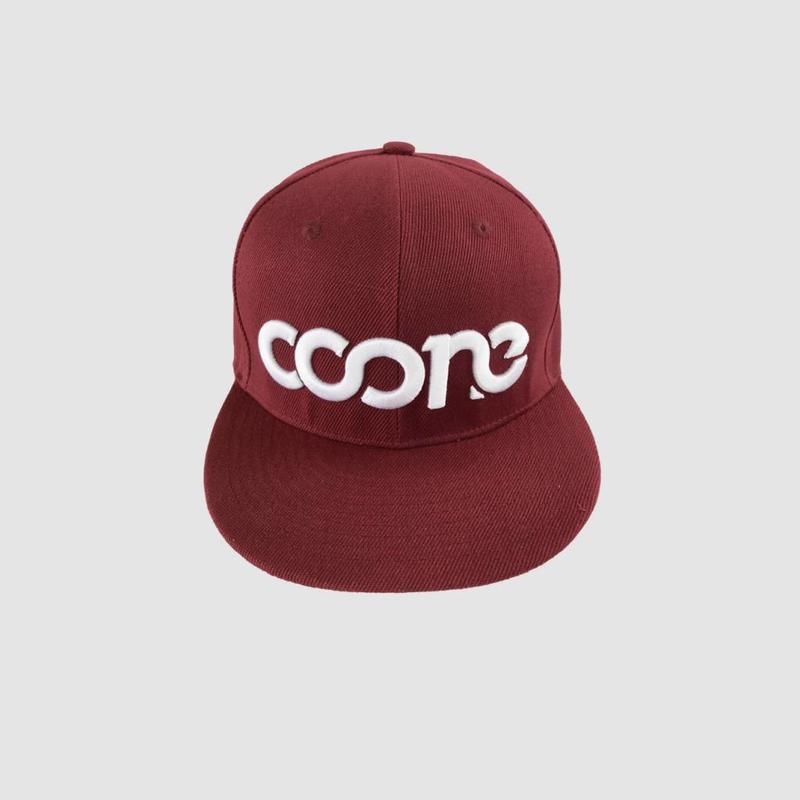 Coone - Burgundy Snapback