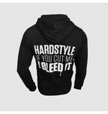 Coone - Cut Me I Bleed It  Zipped Sweater