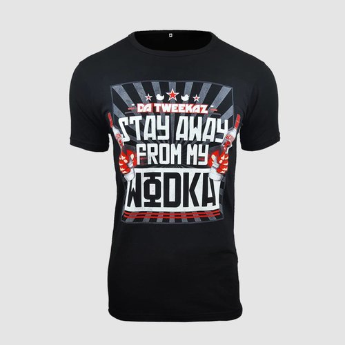 Da Tweekaz - Wodka Shirt