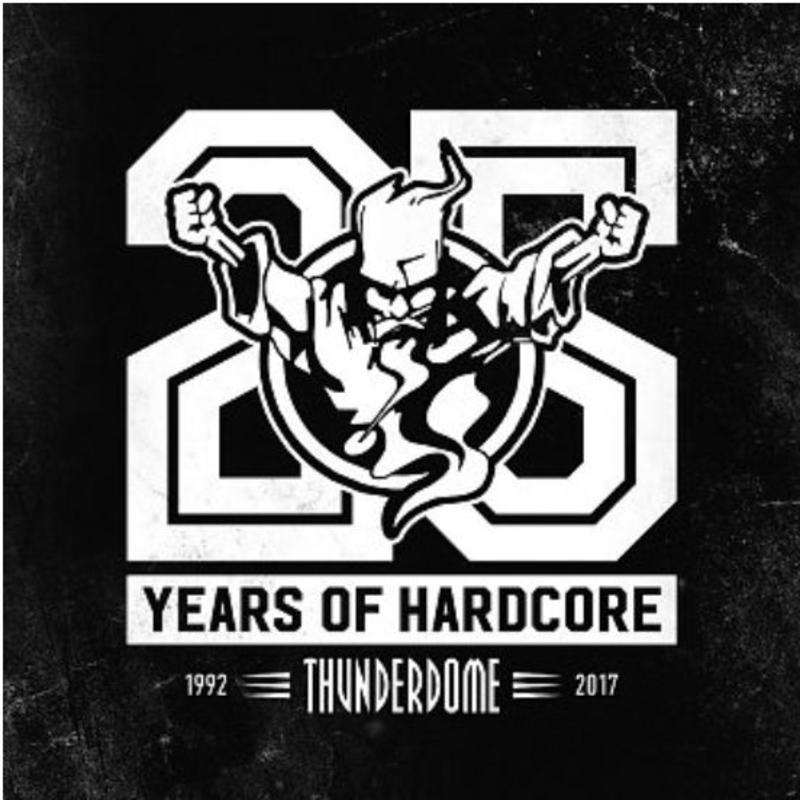 Thunderdome - 25 Years Of Hardcore