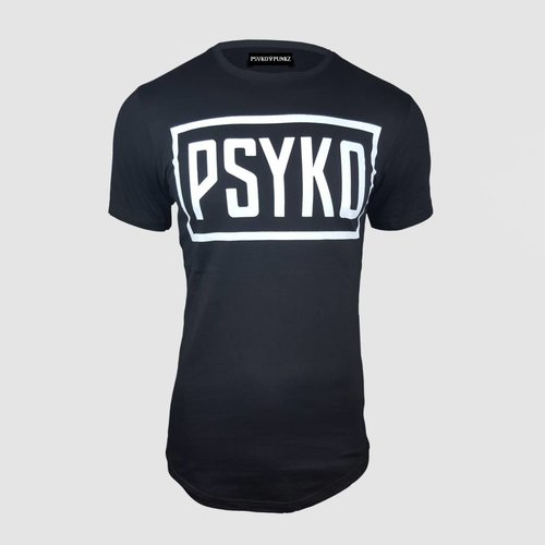 PSYKO Black T-shirt