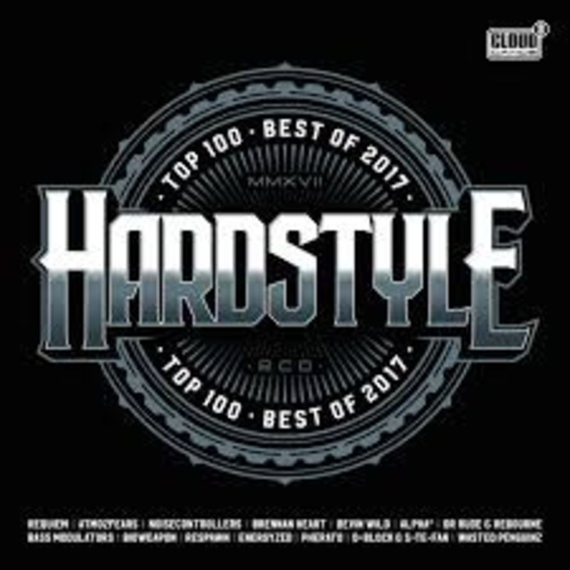 Hardstyle Top 100 - The Best Of 2017