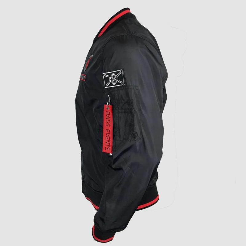 Bass Events - Original Bomber Jacket
