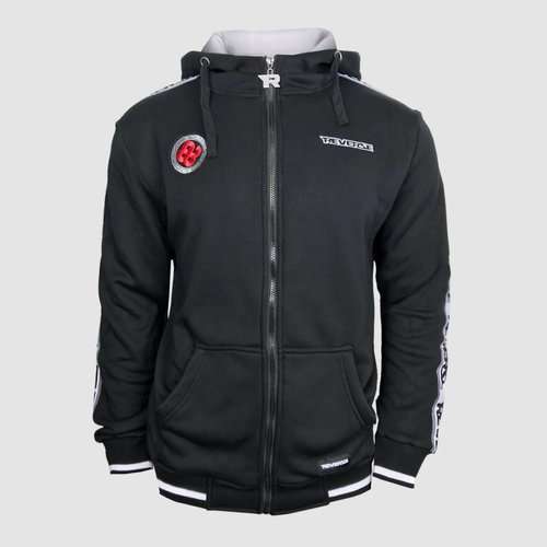 Bass Events - Reverze Lining Zipped Hoody