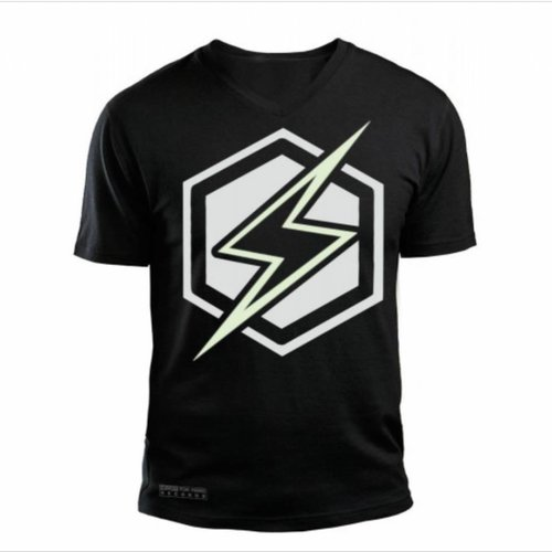 Neroz - Shock Sequence  Glow In The Dark T-Shirt