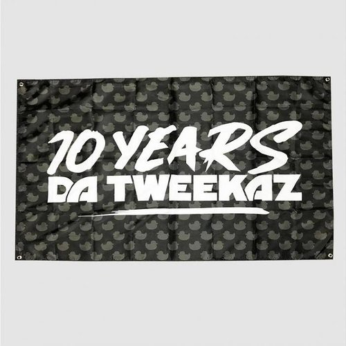 Da Tweekaz - 10 Years Flag