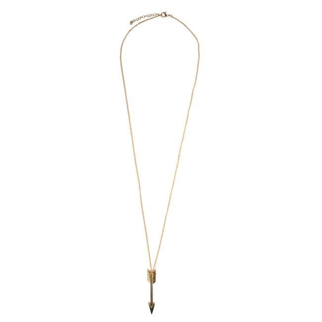 Arrow Gold Necklace - Kettingen