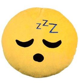 """Smiley Kissen """"Schlafen"""""""