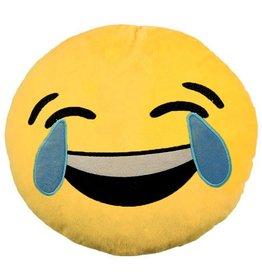 "Smiley Kissen ""LOL"""