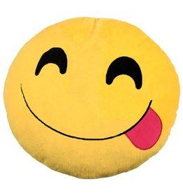 """Smiley Kissen """"Happy"""""""